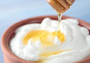face-mask-yogurt-honey