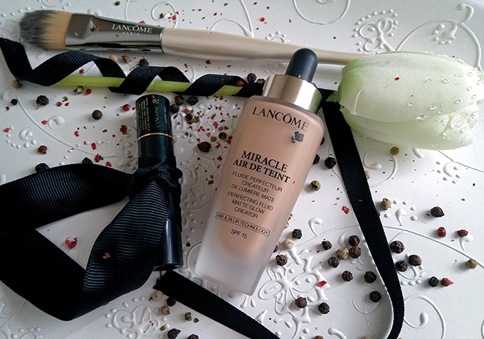 lancome miracle foundation makeup