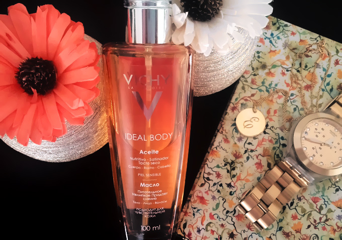 vichy ideal body oil